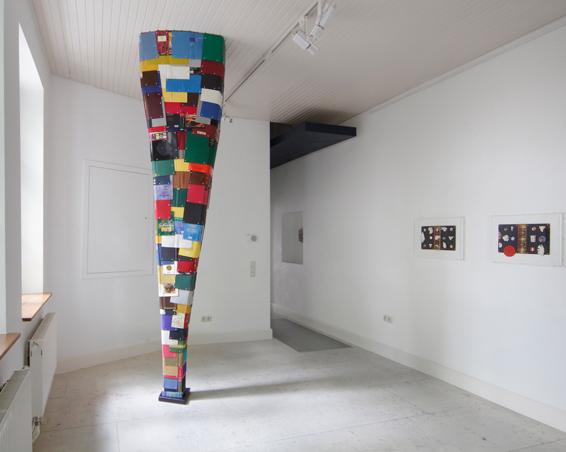 Ausstellung: Galerie Freitag 18.30 / Aachen, Francois du Plessis u. Michael Kravagna, 02.10. - 30.10.2015, 2015
