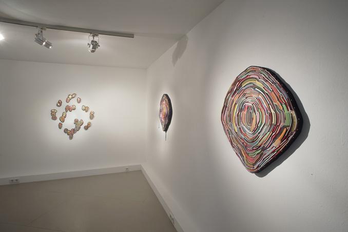 Ausstellung galerie freitag 18:30, Aachen, September 2017, , 2017
