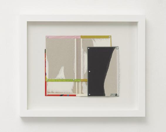 Geheimnis um ... einen unsichtbaren Dieb, Buchdeckel, Schrauben, ca.: 54 x 44 x 5 cm, 2017